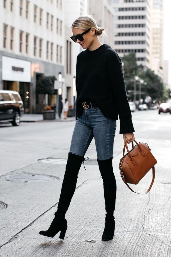 Quần skinny là gì? Cách phối đồ với quần skinny jeans